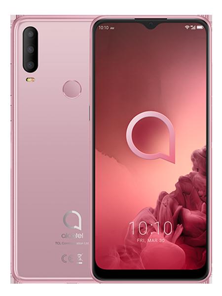 Alcatel 3X 2020 rosa