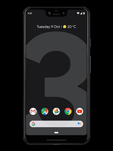 Caracteristicas Google Pixel 3 XL
