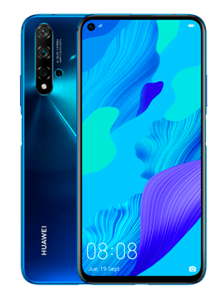 Colores Huawei Nova 5T