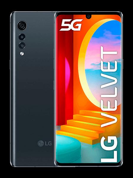 Movil Lg Velvet 5G 2020
