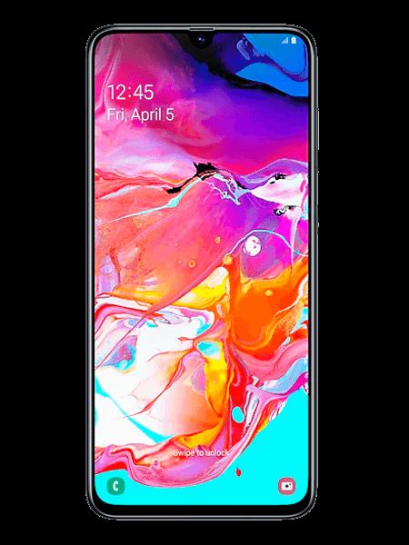 Samsung Galaxy A70 colores