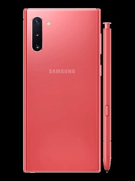 Galaxy Note 10 coral