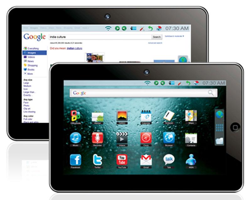 Gigas de Internet necesarios para una tablet, ¡no te quedes colgado a mitad de un vídeo!