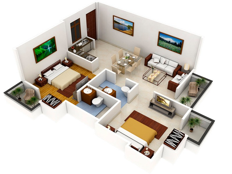 Apps para hacer planos de viviendas for Crear planos de casas