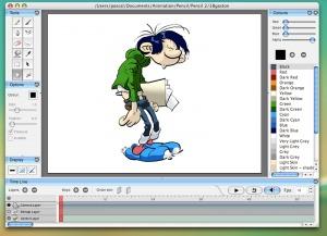 Los mejores programas de software libre para hacer animaciones 2D