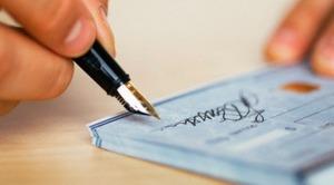 Ventajas y desventajas de pagar con un cheque bancario
