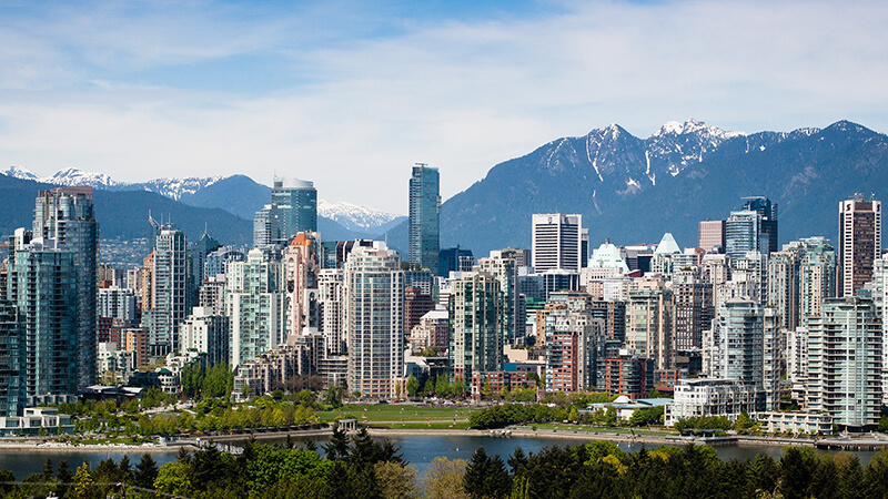 Conoce la belleza de Vancouver
