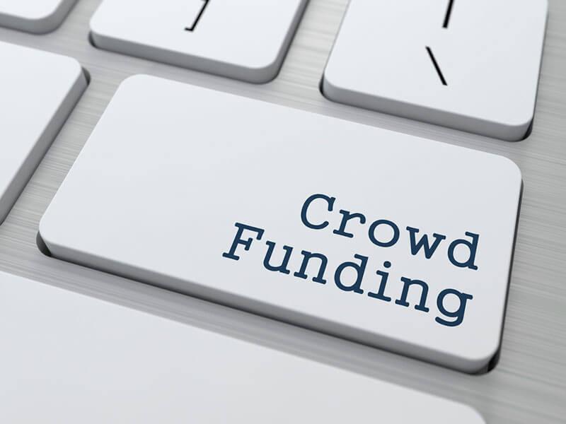 Conoce otras formas de financiación: el crowdfunding. Haz de que tu proyecto lo financien particulares