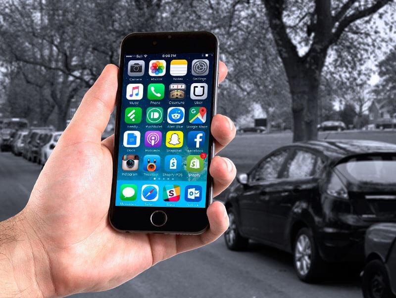 Encontrar aparcamiento rápidamente, ¿qué apps son las más novedosas?