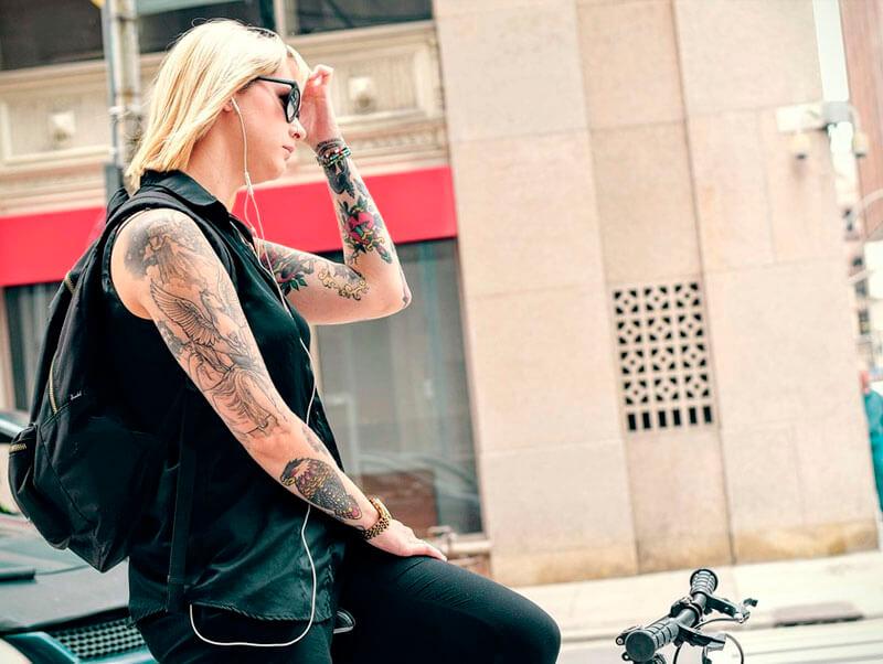 Tatuajes y tecnología: Los wearables de la nueva generación