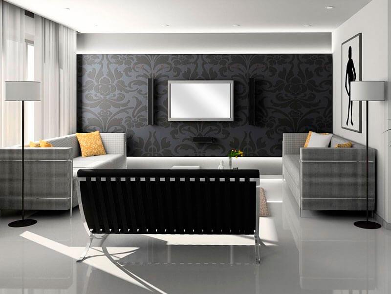 Televisión espejo: tecnología y decoración en un mismo concepto