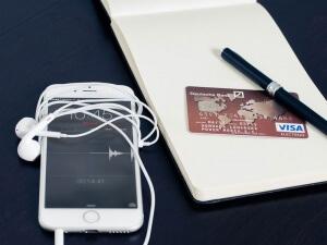 Banca móvil: las tarjetas de crédito llegan a tu Smartphone
