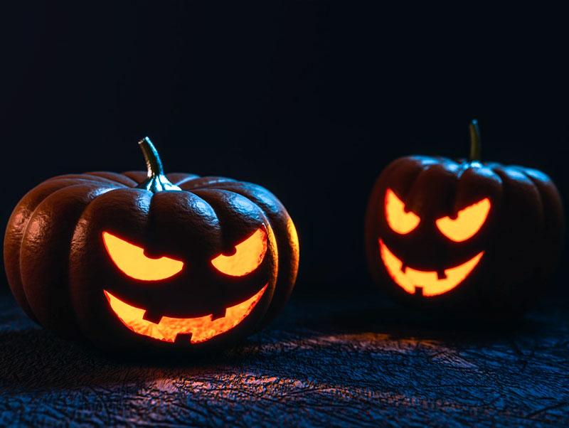 ¡Ahorro en la decoración de Halloween! Crea tus propias manualidades