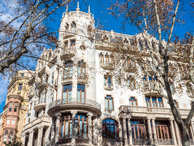 Cu les son los mejores hoteles de espa a Hoteles en madrid espana