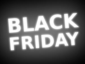 ¡No te pierdas el Black Friday y ahorra con tus compras!