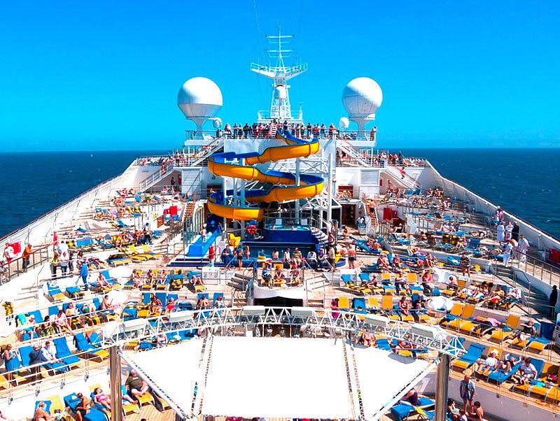 Cruceros para solteros: ¡Encuentra tu pareja ideal navegando en alta mar!