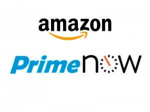 Prime Now, la app de Amazonpara comprarproductos frescos