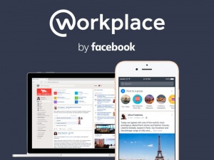 Facebook Workplace, la competencia directa de LinkedIn