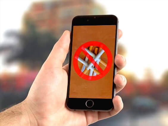 ¿Quieres dejar de fumar? ¡Con estas apps puedes conseguirlo!
