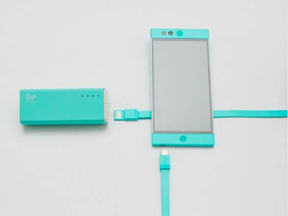¿Puede una tecnología hacer que un Smartphone absorba energía de otro?