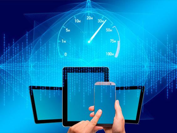 ¡Prueba nuestro test de velocidad y comprueba sin problema tu conexión a Internet!
