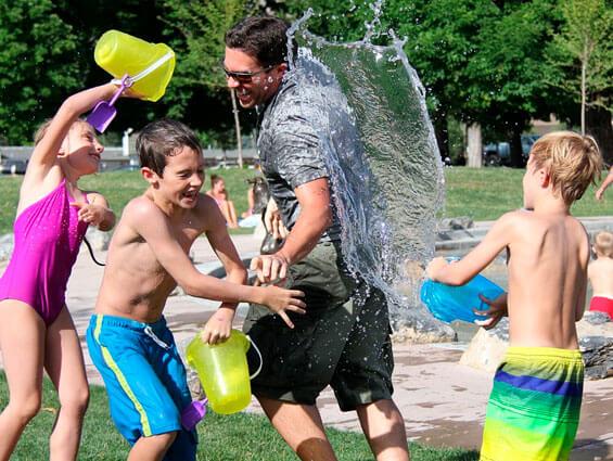 ¿Qué actividades practicar con tus niños durante el verano?