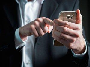 Smartphones con lector de huella