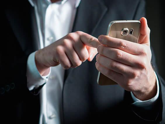Lector de huellas en smartphones, la tecnología que viene