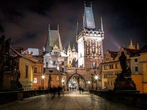 Viajes para San Valentín Praga