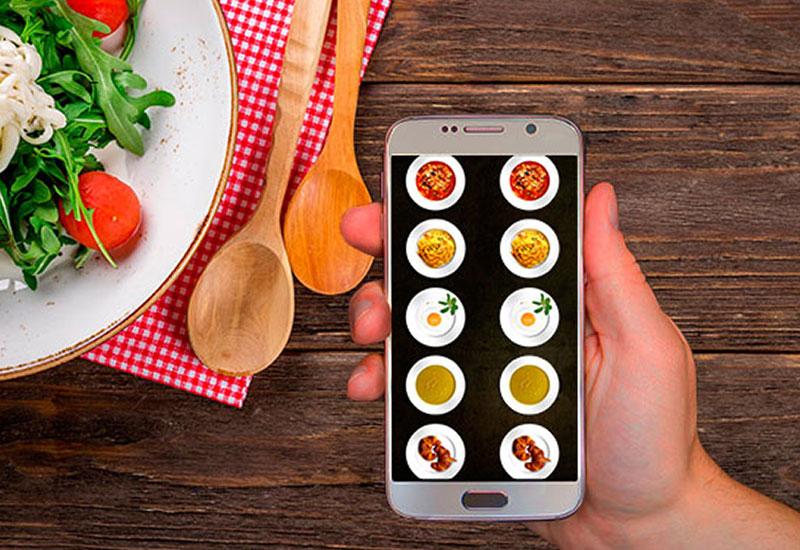 Existen Aplicaciones De Cocina Que Facilitan Muchas Ideas Para Elegir Los  Menús Diarios.