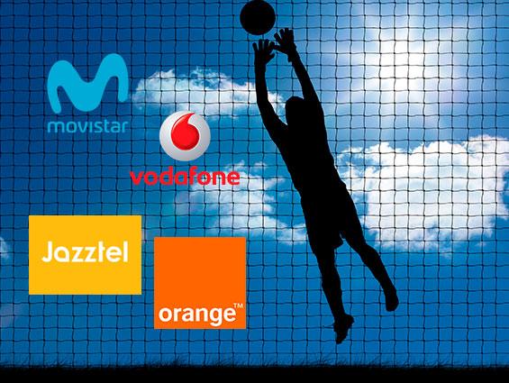 El comparador de televisión que te ayuda a elegir la tarifa de fútbol tv