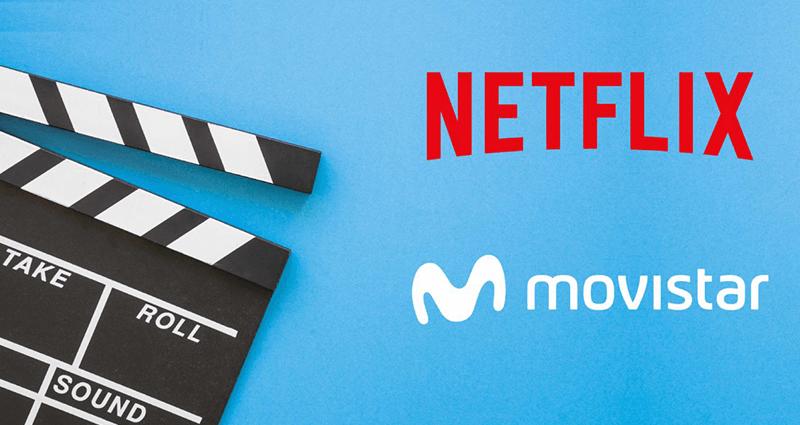 Netflix y Movistar se alían, ¿Cuál es su precio?