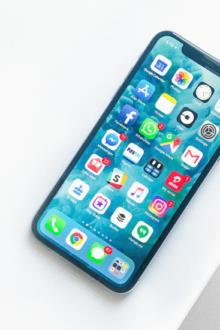 Diferencias de redes 5G y 4G en el móvil