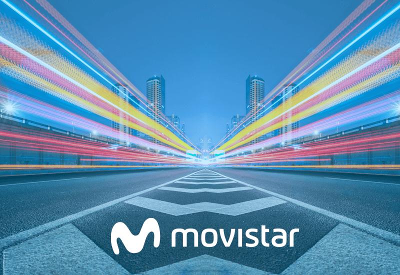 ¿Qué velocidad de Internet ofrece Movistar?