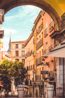 Cobertura fibra jazztel Madrid