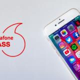 Móvil con Vodafone Pass