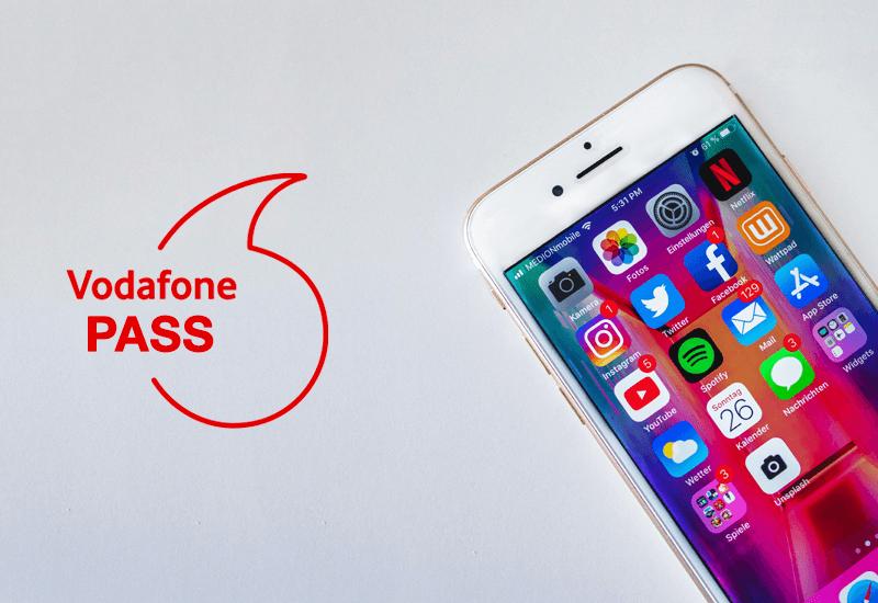 ¿Qué es Vodafone Pass?