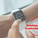 Vodafone One Number eSIM para iWatch