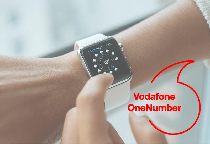 Vodafone One Number: lleva tu tarifa de móvil a otros dispositivos