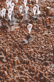 Mapa de Cobertura fibra de Vodafone