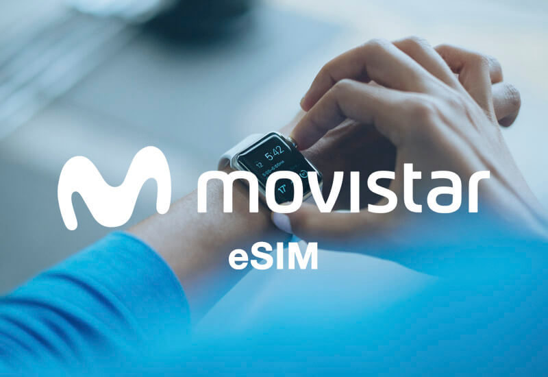 eSIM Movistar: Tarifas, precio y cómo activarla
