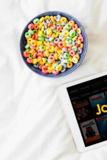 Canales Jazztel Tv para ver en la tablet