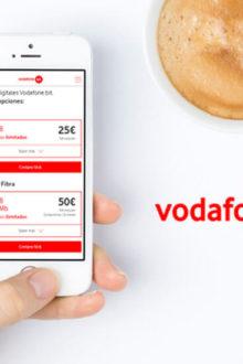 Tarifa Vodafone Bit para móvil
