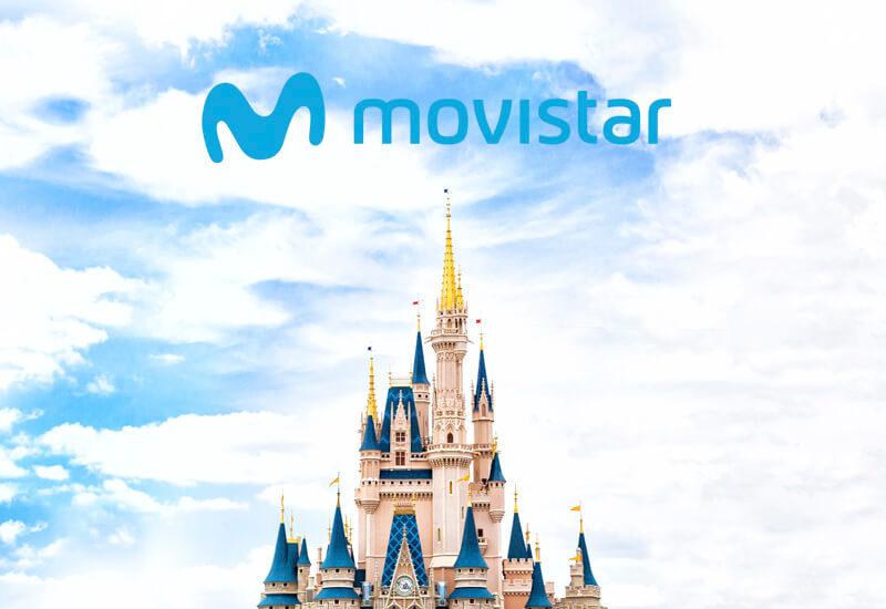 Movistar Disney: Películas para toda la familia