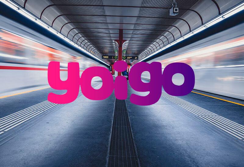 Cambio en las tarifas de Yoigo: Más velocidad de fibra y más GB para el móvil