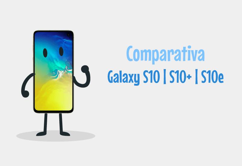 Comparativa de los nuevos Samsung Galaxy S, ¿cuál es mejor?