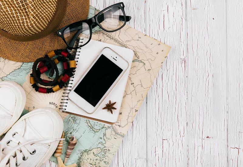 Mejores tarifas de Roaming con datos y llamadas para viajar al extranjero