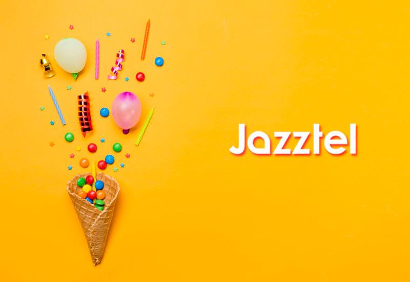 ¿Qué tipos de bonos tiene Jazztel?