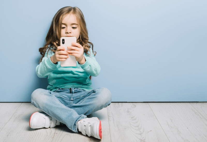 Los mejores móviles para niños de 2020