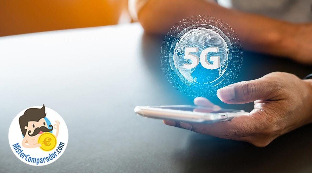 Vodafone 5G Nueva Velocidad de Internet